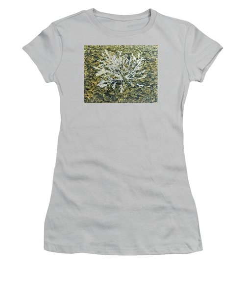 Bryozoan Life Women's T-Shirt (Athletic Fit)