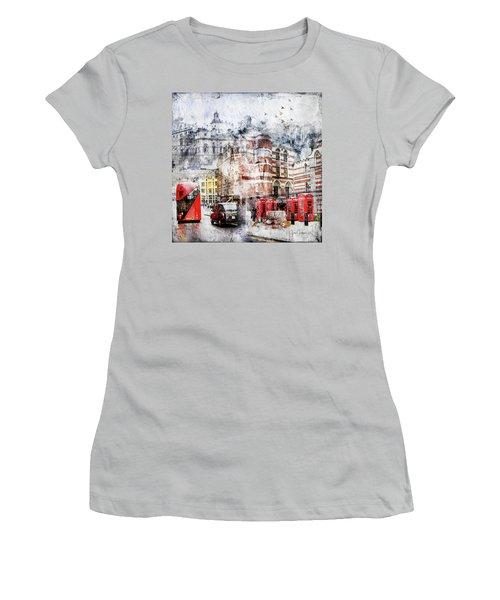 Carey Street Women's T-Shirt (Athletic Fit)