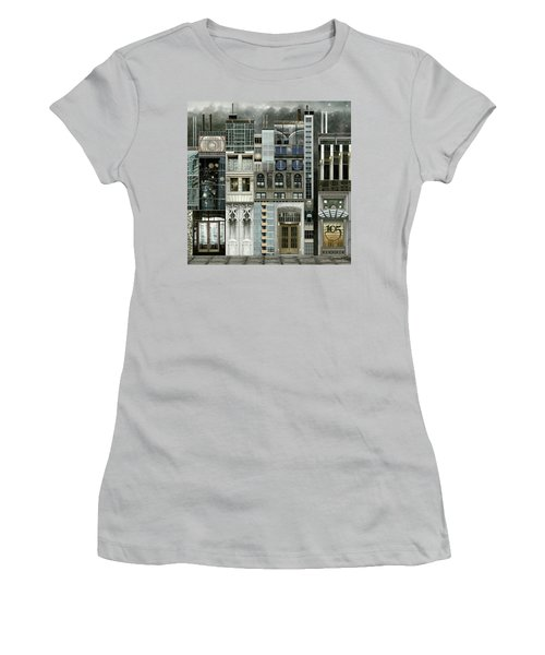 Chicago Reconstruction 1 Women's T-Shirt (Junior Cut)