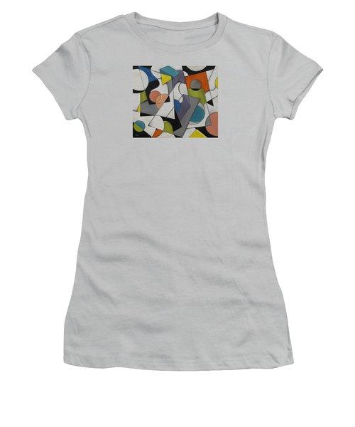 Circles Of Life Women's T-Shirt (Junior Cut) by Trish Toro
