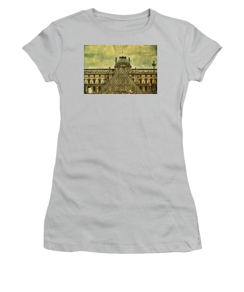 Classic Contradiction Women's T-Shirt (Junior Cut) by Andrew Paranavitana