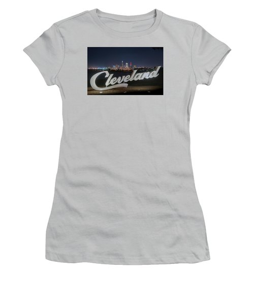 Cleveland Pride Women's T-Shirt (Athletic Fit)