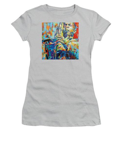 Coltrane Women's T-Shirt (Athletic Fit)
