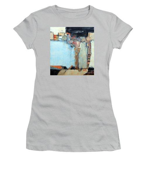 Columns Women's T-Shirt (Junior Cut)