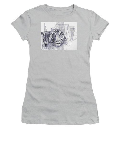 Conquest Women's T-Shirt (Athletic Fit)