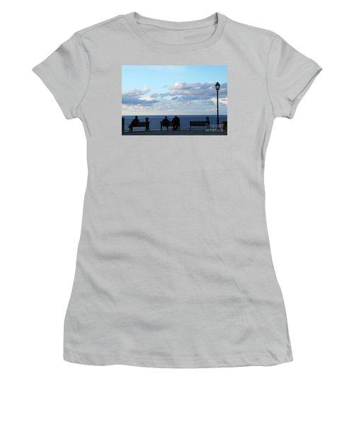 Contemplation Women's T-Shirt (Junior Cut) by Ana Mireles