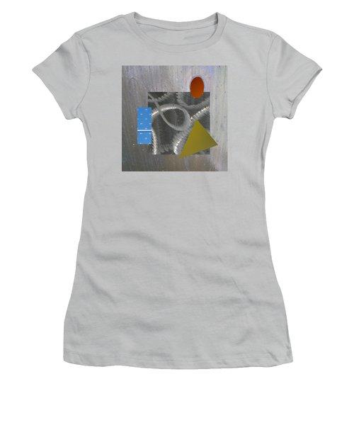 Crazy Eights Women's T-Shirt (Junior Cut) by Paul Moss