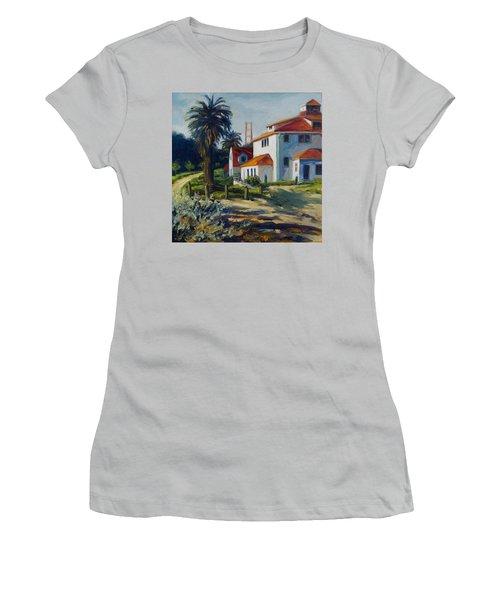 Crissy Field Women's T-Shirt (Athletic Fit)