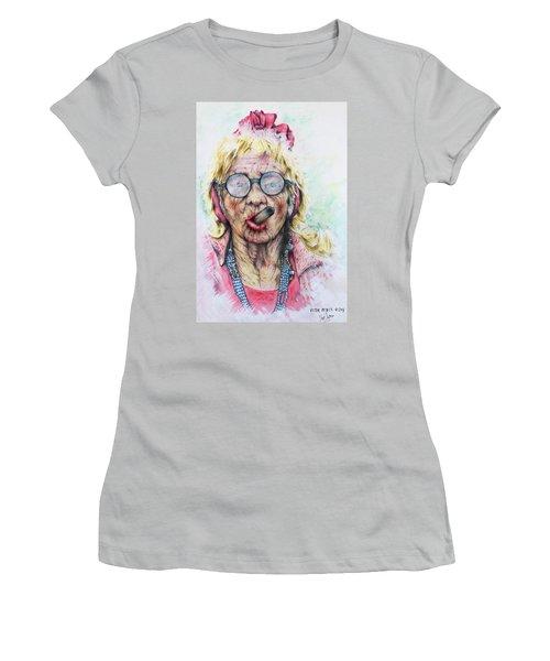 Cuban Greatgrandma Women's T-Shirt (Athletic Fit)