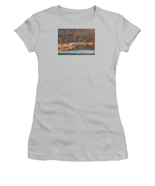 Days Gone Bye Women's T-Shirt (Junior Cut) by Christian Mattison