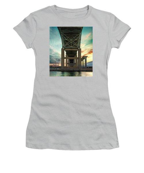 Desmond Women's T-Shirt (Athletic Fit)