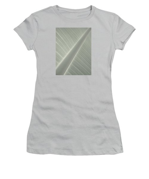 Diagonals Women's T-Shirt (Junior Cut) by Tim Good