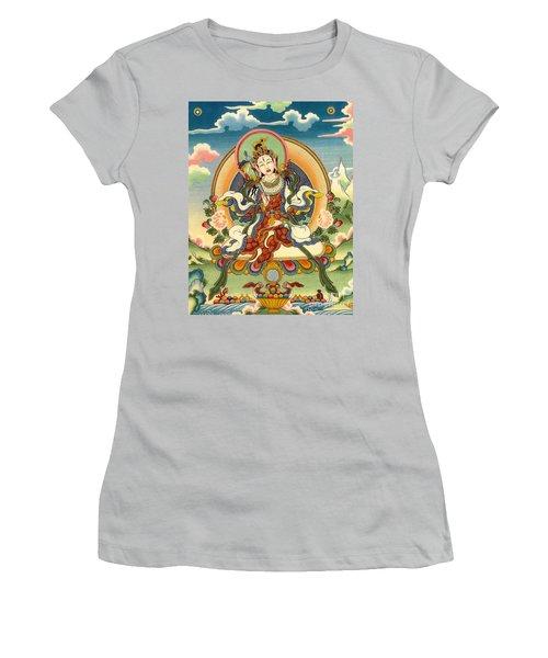 Dorje Yudronma Women's T-Shirt (Athletic Fit)