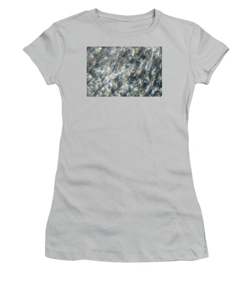 Women's T-Shirt (Athletic Fit) featuring the photograph Down by Greg Collins