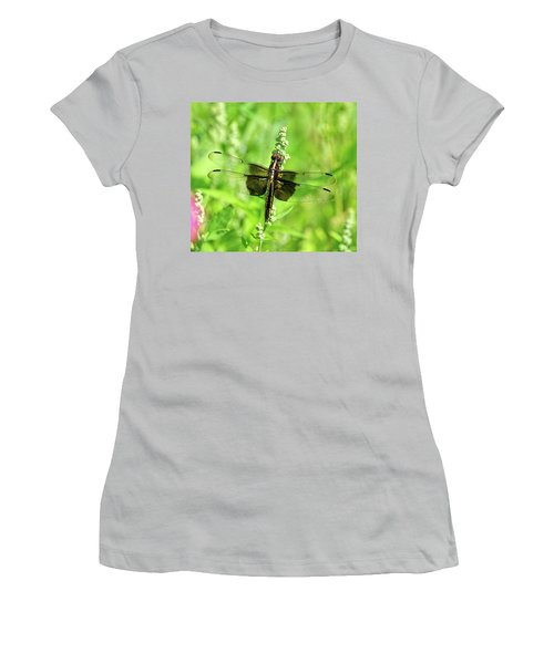 Dragonfly Beauty Women's T-Shirt (Athletic Fit)