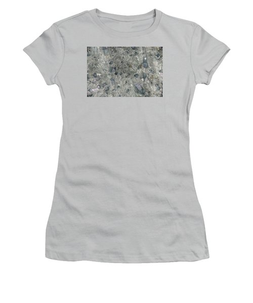Earth Portrait 158 Women's T-Shirt (Athletic Fit)