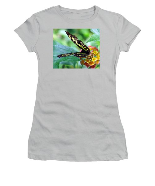 Elusive Butterfly Women's T-Shirt (Athletic Fit)