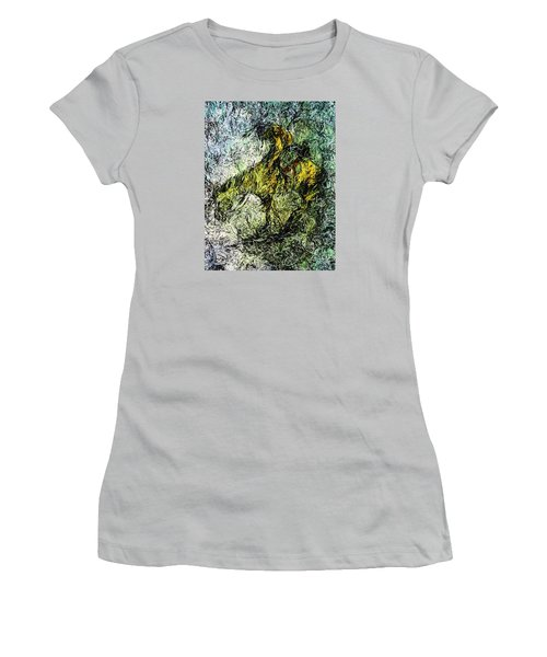 End Of The Trail 5 Women's T-Shirt (Athletic Fit)