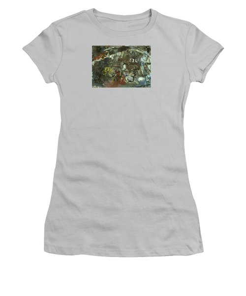 Escape The Whirlwind #2 Women's T-Shirt (Athletic Fit)