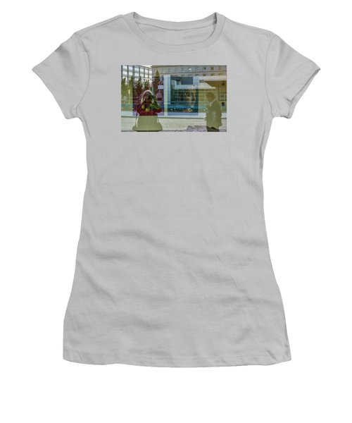 Everything Is Inside Out Women's T-Shirt (Athletic Fit)