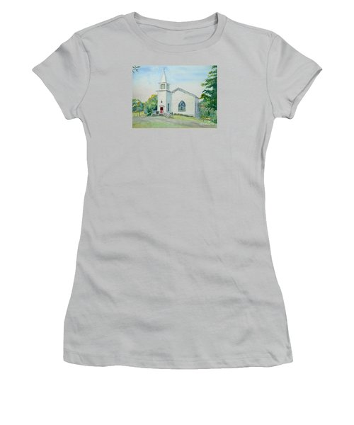Fairdale Um Church Women's T-Shirt (Athletic Fit)