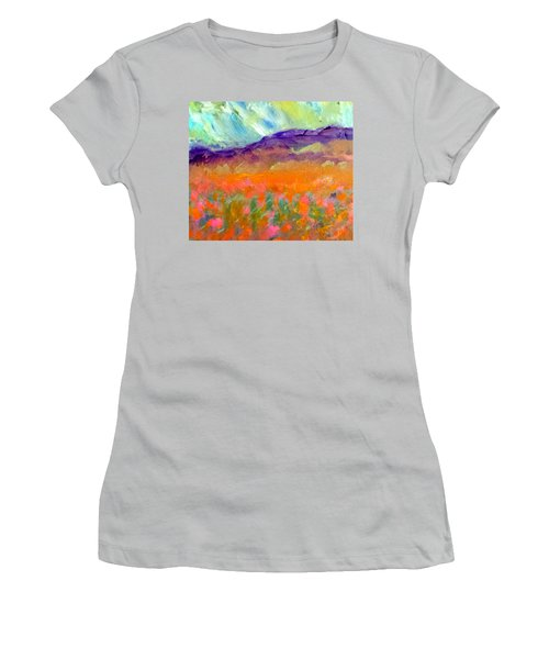 Fields Of Gold Women's T-Shirt (Athletic Fit)
