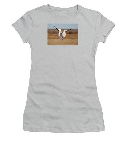 Final Approach Women's T-Shirt (Athletic Fit)