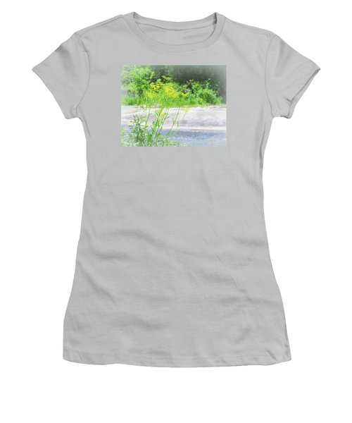 Fine Creek No. 2 Women's T-Shirt (Athletic Fit)