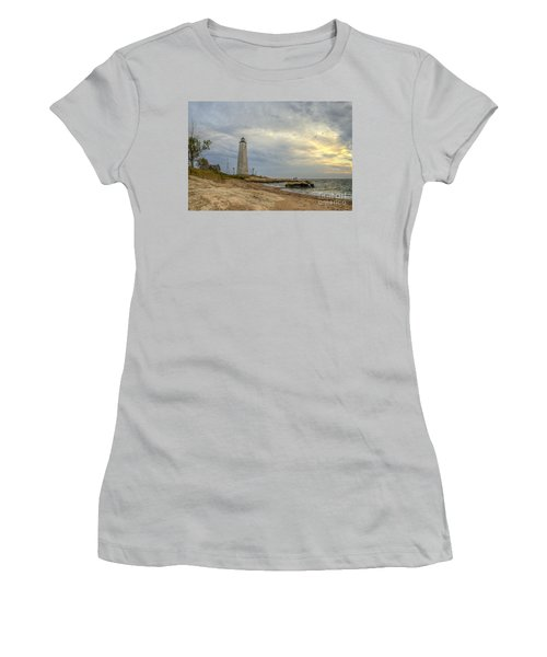 Five Mile Point Women's T-Shirt (Athletic Fit)