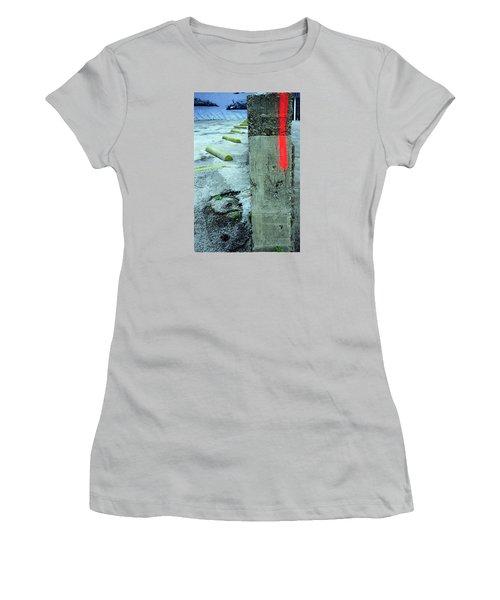 Flash Flood Women's T-Shirt (Athletic Fit)