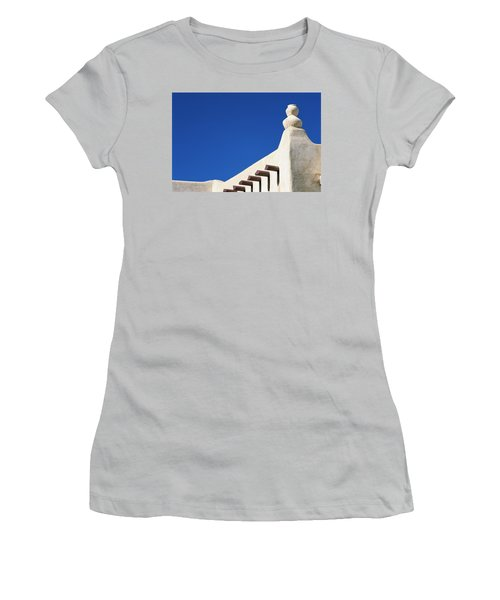 Follow The Cairn Women's T-Shirt (Athletic Fit)