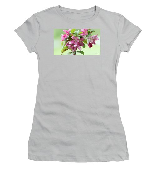 For The Beauty Of The Earth Women's T-Shirt (Athletic Fit)