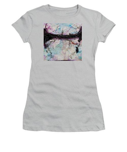 Free As A Bird Women's T-Shirt (Junior Cut) by Tracy Bonin
