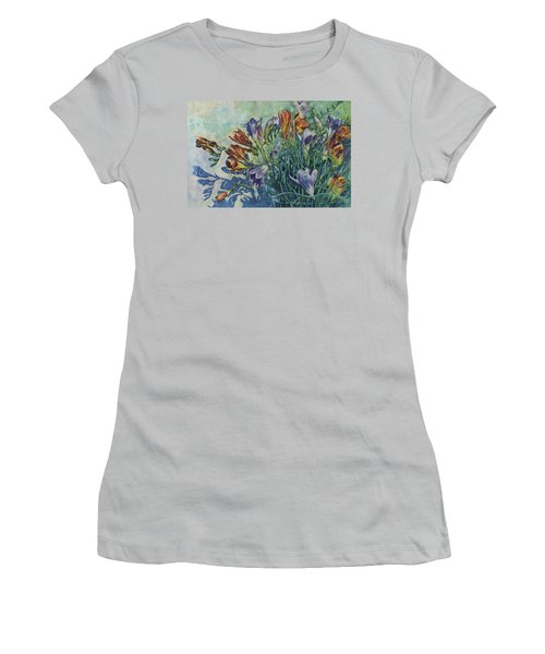 Frishias Women's T-Shirt (Athletic Fit)