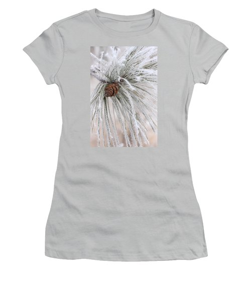 Frosty Women's T-Shirt (Athletic Fit)