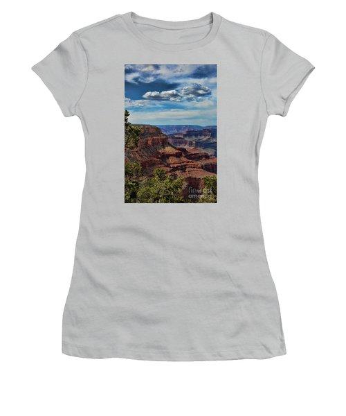 Gc 34 Women's T-Shirt (Junior Cut) by Chuck Kuhn