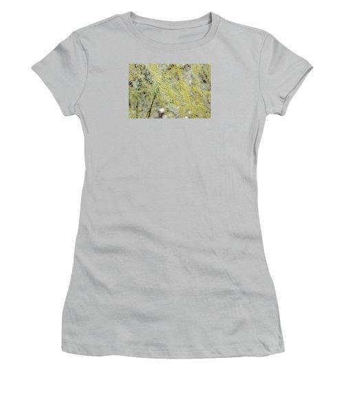 Gentle Weeds Women's T-Shirt (Junior Cut) by Deborah  Crew-Johnson