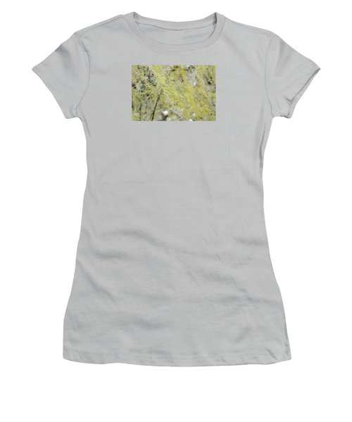 Gentle Weeds Women's T-Shirt (Athletic Fit)