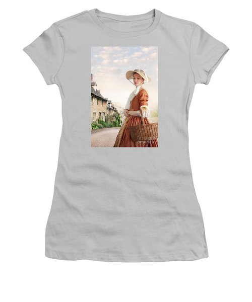 Georgian Period Woman Women's T-Shirt (Athletic Fit)
