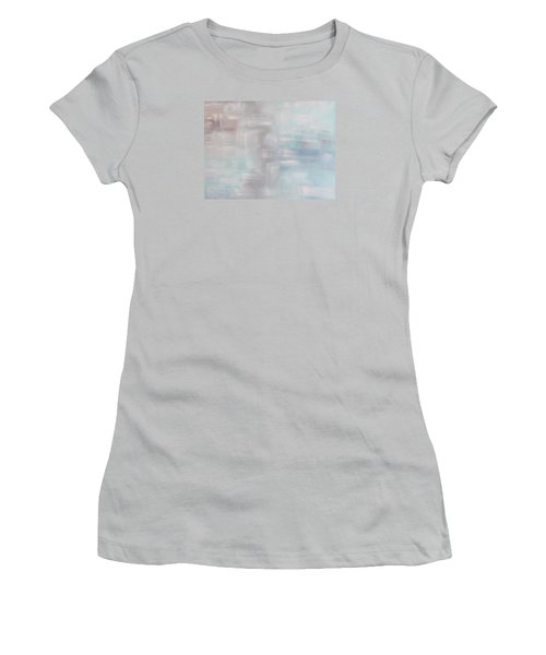 Gobi Desert Gale And Oasis Women's T-Shirt (Athletic Fit)