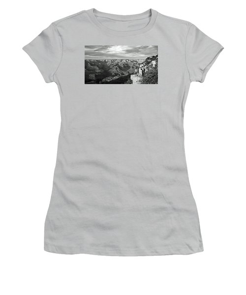 Grand Canyon No. 2-1 Women's T-Shirt (Athletic Fit)