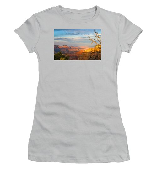Grand Canyon Splendor Women's T-Shirt (Athletic Fit)