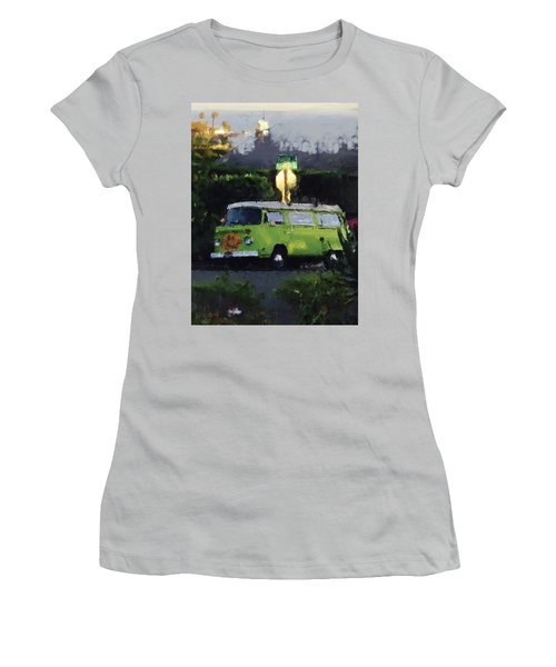 Happy Vw Women's T-Shirt (Athletic Fit)