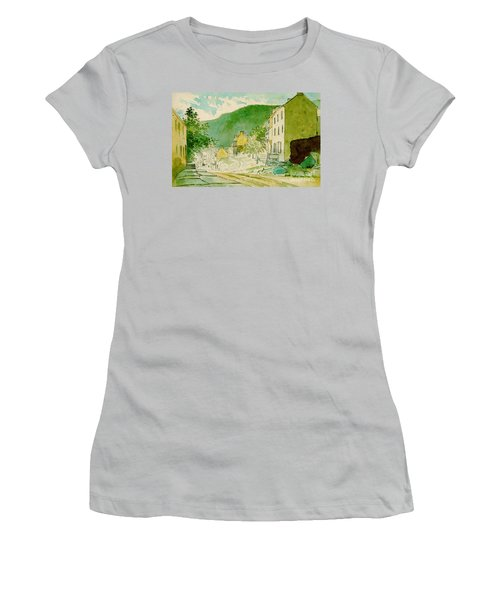 Harpers Ferry West Virginia 1873 Women's T-Shirt (Athletic Fit)