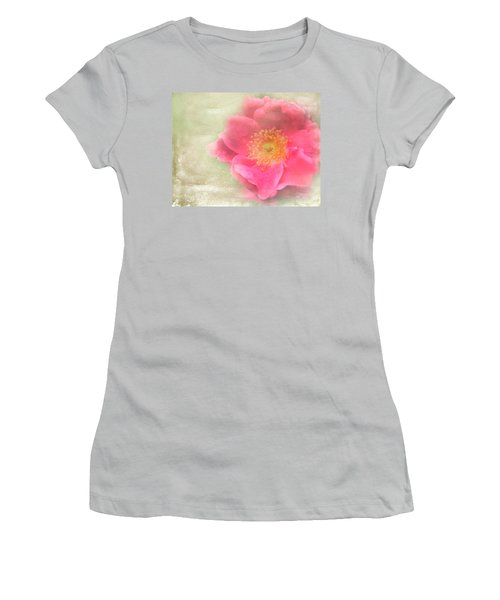 Heirloom Rose Women's T-Shirt (Athletic Fit)