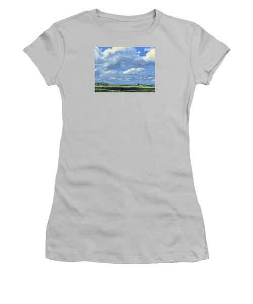 High Summer Women's T-Shirt (Athletic Fit)