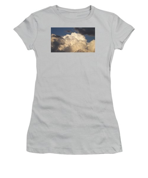Home Of The Gods Women's T-Shirt (Junior Cut) by Don Koester