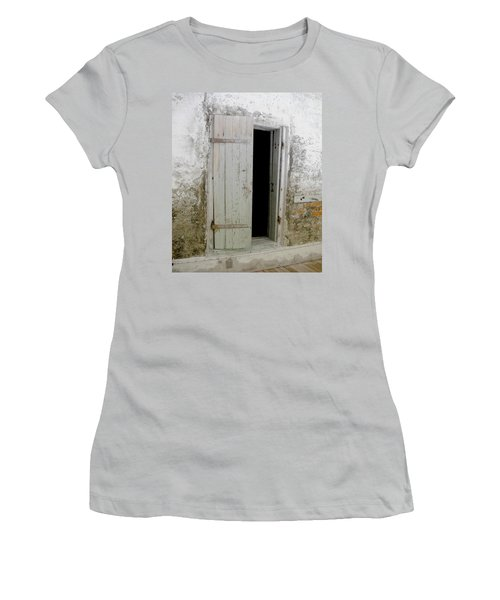 Homeplace Doorway Women's T-Shirt (Athletic Fit)