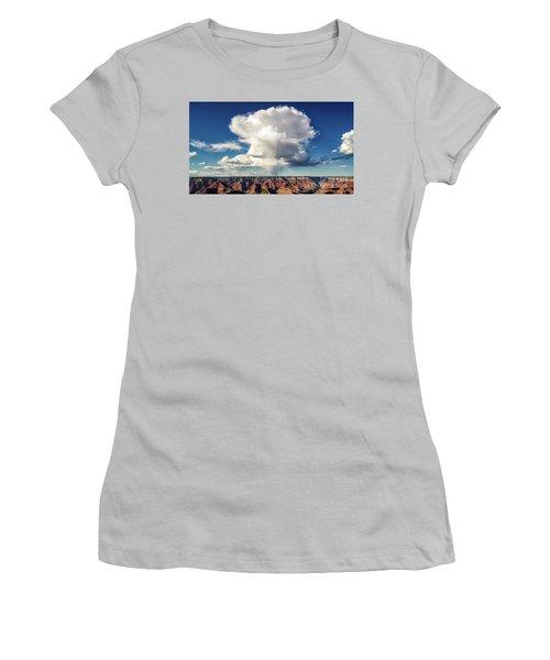 Huge Women's T-Shirt (Junior Cut) by Giuseppe Torre