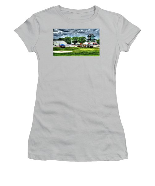 Ims Hospital  Women's T-Shirt (Junior Cut) by Josh Williams